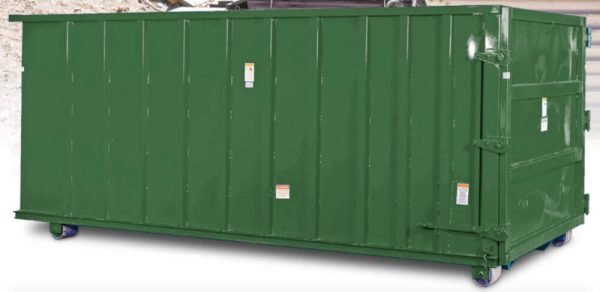 40 yard dumpster rental