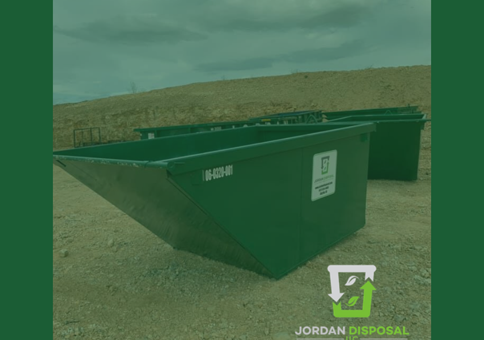 6 Yard Dumpsters Now Available!