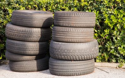 Tire Recycling in Galena, KS
