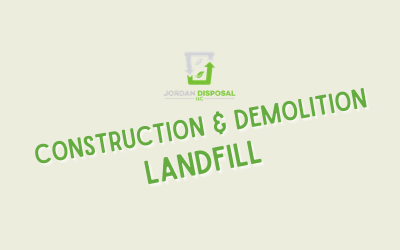 Best Construction & Demolition Landfill | Joplin MO | Bentonville AR