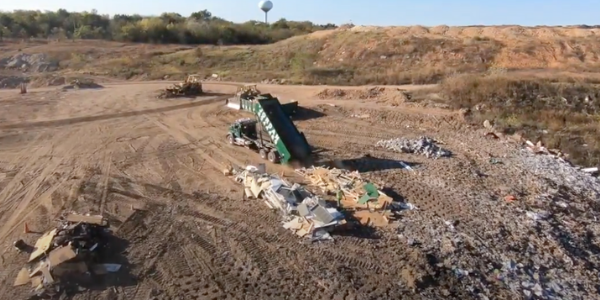 Looking For A Construction & Demolition Landfill In The 4 State Area?