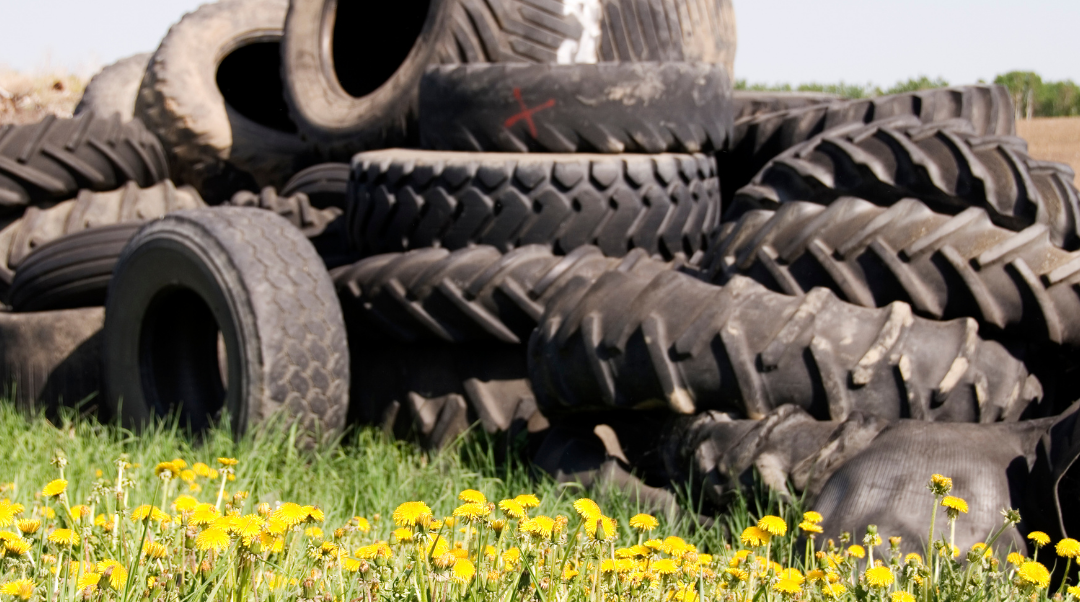 How Are Tires Recycled?   Joplin, MO.